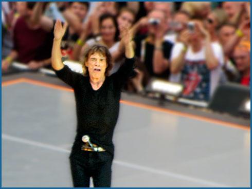 2014 Rolling Stones Waldbühne Düsseldorf